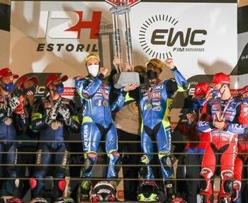 Suzuki holt sich den Endurance Weltmeisterschaftstitel bei der vierten und letzten Runde der EWC 2020 in Estoril, Portugal. Es ist...