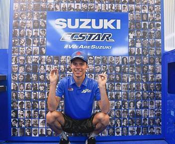 Mehr als 350 Suzuki Fans werden am kommenden Wochenende beim Grand Prix von San Marino und GP der Emiglia Romana in der Garage des... Weiter >>