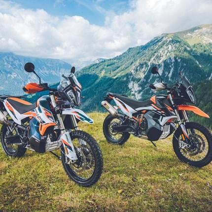 KTM 890 Adventure | R | Rally 2021 jetzt vorbestellen ! KTM 890 Adventure | R | Rally 2021 jetzt vorbestellen ! Photographer:Sebas Romero