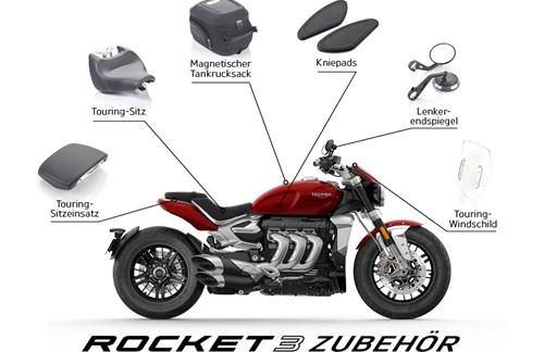 Rocket 3 Zubehör! :)