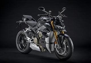 Ducati Streetfighter im neuen Design