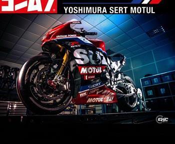 Suzuki setzt die Teilnahme an der EWC auch 2021 zusammen mit dem Yoshimura SERT Motul Werksteam fort. SERT hat auf der Suzuki GSX-... Weiter >>