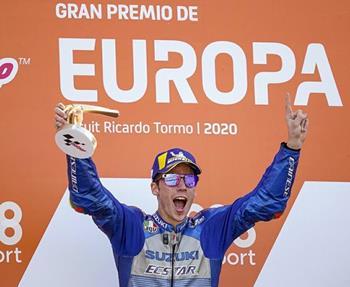In einem exzellent kontrollierten Rennen an einem perfekten Sonntag fährt das Suzuki ECSTAR Team beim Europäischen Grand Prix in V... Weiter >>