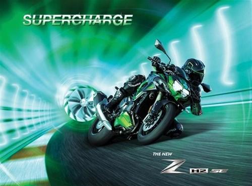Nueva versión SE de la ZH2 Supercharged
