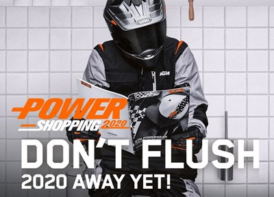 NEWS KTM POWERSHOPPING 2020