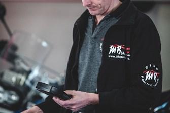Bild zum Bericht: Motorradservice aus (IDM)-Meisterhand gefällig? Ab sofort auch Jahresservice bei MB Bike Performance!