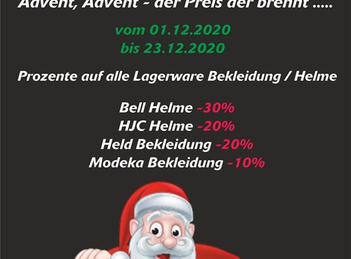 NEWS Advent-Aktion