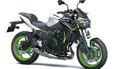 Kawasaki Z 650 - 2021
