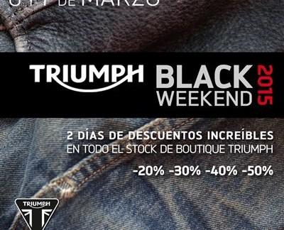 Black Weekend 2015 / Benimoto