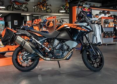 Kini News KTM 1050 Adventure Gebrauchtbike