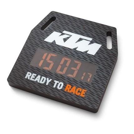 KTM WALL CLOCK   KTM WALL CLOCK bei uns verfügbar!!
