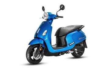 SYM Fiddle 125 I ABS Euro 5 in Blau