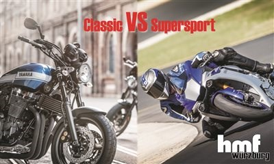 Classic VS Supersport