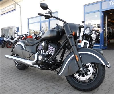 Neu eingetroffen! Indian Chief Dark Horse