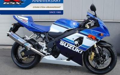 Anniversary GSXR600