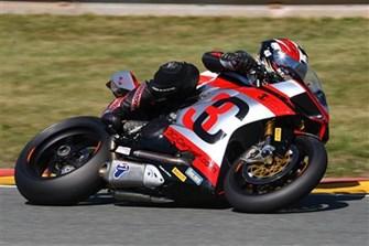 Bild zum Bericht: Persönliches Training mit Ex-MotoGP Fahrer Martin Bauer