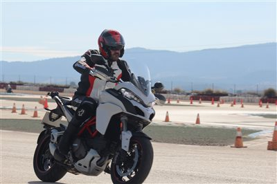 Circuito Jumilla : Ducati