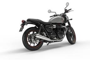 NEW BONNEVILLE STREET TWIN anzeigen