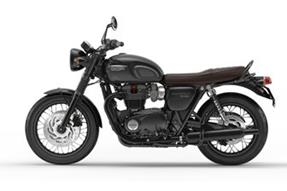 NEW BONNEVILLE T120 BLACK anzeigen