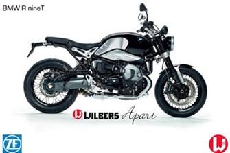 """Bild zum Bericht: """"ZF by Wilbers"""" BMW R nineT Upgrade"""