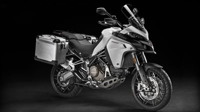 NEW DUCATI MULTISTRADA 1200 ENDURO