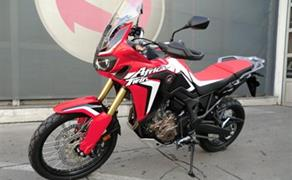 Detailansicht Africa Twin @ Stahl Bikers Only