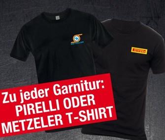 NEWS Pirell und Metzeler Reifen - jetzt bei Lietz in Aktion!