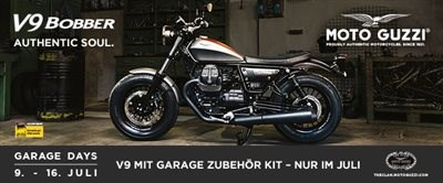 Moto Guzzi Garage Days