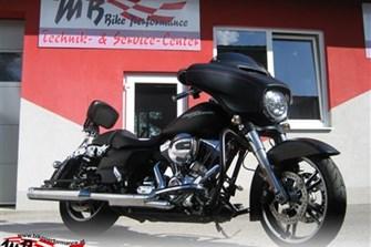 Bild zum Bericht: Optimierungsmöglichkeiten: Harley Davidson Street Glide