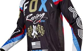 Detailansicht Fox MX Kollektion 2017