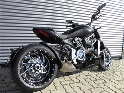 "XDiavel - Umbau ""Bella Performance S"" made by Team Wahlers"