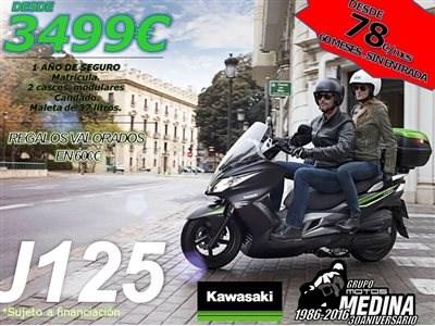 J 125 Nueva promocion Kawa Go