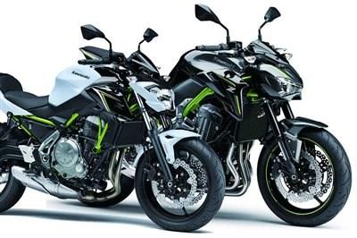 ¡Llegan Kawasaki Z900 y Z650!
