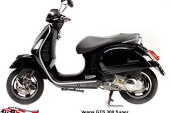 """Bild zum Bericht: """"Wonder Front"""" für die Vespa GTS 300 Super"""