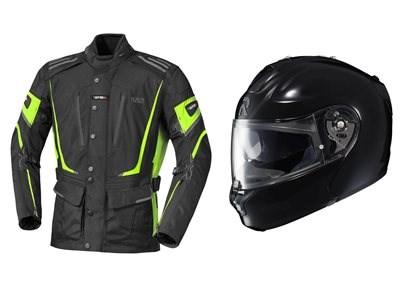 Die neue Motorradjacke Powell von IXS !!
