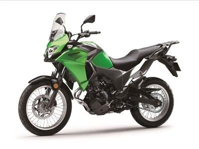 Filosofía trail con la Kawasaki Versys-X 300