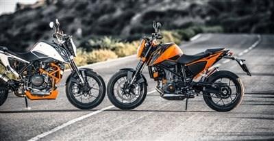 KTM 690 Duke - 1000€ Startgeld  Ab sofort gibt es 1.000,- € Startgeld* bei Kauf einer neuen KTM 690 DUKE geschenkt!   Das ergibt einen sensationellen Preis von:... Weiter >>
