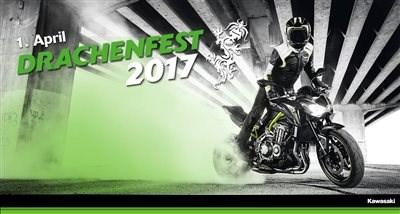 Kawasaki Drachenfest & Suzuki Biker`s Day