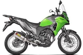 Bild zum Bericht: Kawasaki Versys-X 300 Slip On von Akrapovic!