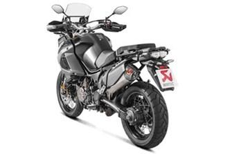 Bild zum Bericht: Feines von Akrapovic für Yamaha XTZ1200, XV950/SCR950 und MT-125/YZF-R125