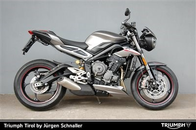 NEWS Triumph Street Triple 765 RS