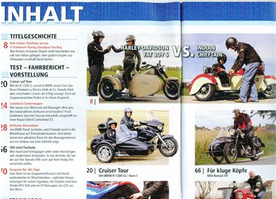 presseartikel motorrad gespanne juli 2017. Black Bedroom Furniture Sets. Home Design Ideas