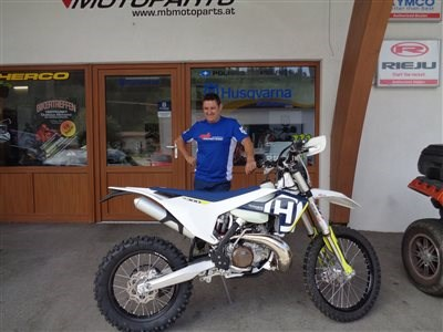 MB Motoparts-News: >>>HUSQVARNA TE300i FUEL INJECTION roll out<<<