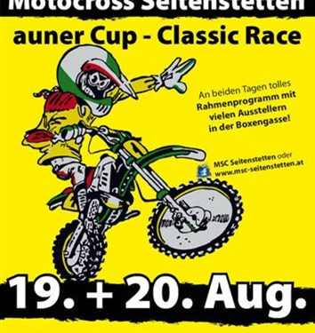 Motocross Seitenstetten 19/20.August