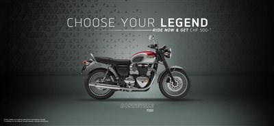 Erne's Euromotos AG-News: Choose Your Legend!