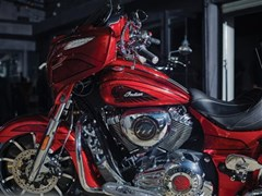 Detailansicht Indian Motorcycles MY18