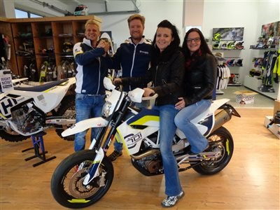 MB Motoparts-News: >>>HUSQVARNA 701SM --> ROLL OUT<<<
