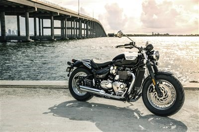 Neu: Bonneville Speedmaster - British Custom