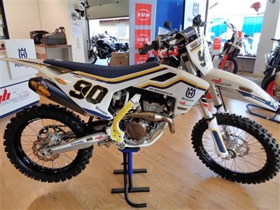 MB Motoparts-News: >>>HUSQVARNA FC350 MY2018 --> ROLL OUT<<<