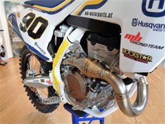 Detailansicht >>>HUSQVARNA FC350 MY2018 --> ROLL OUT<<<